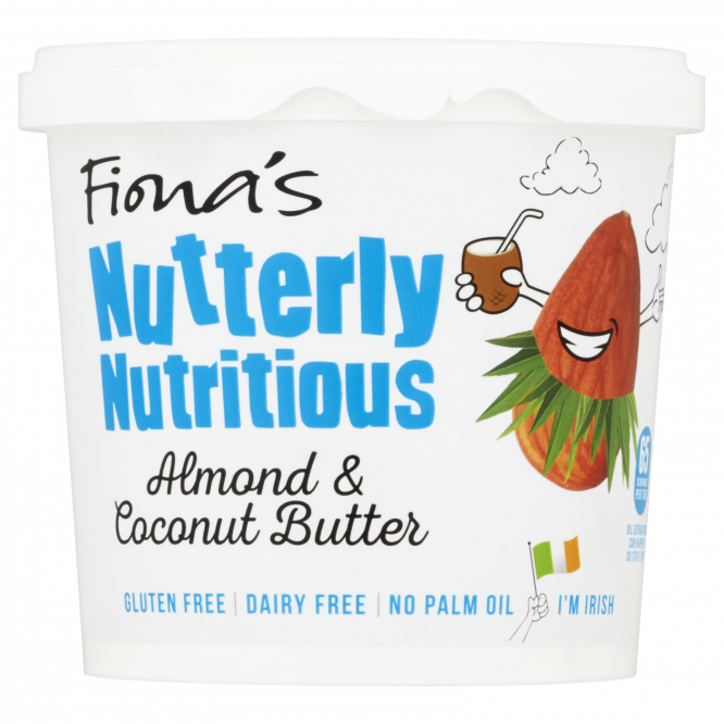 1kg | Fiona's Nutterly Nutritious Almond & Co...