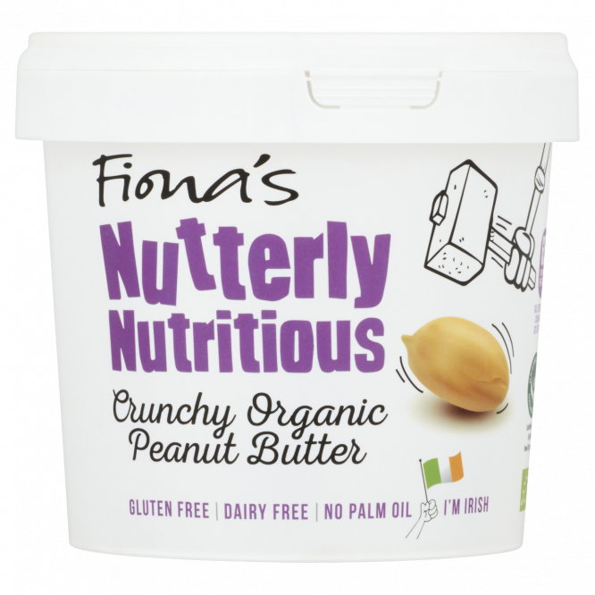 1kg | Fiona's Nutterly Nutritious Organic Pea...